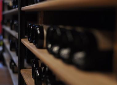 Photo de notre rayon de vin