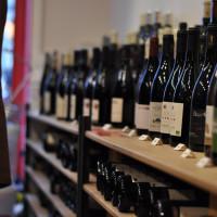 Notre rayon de vin bio