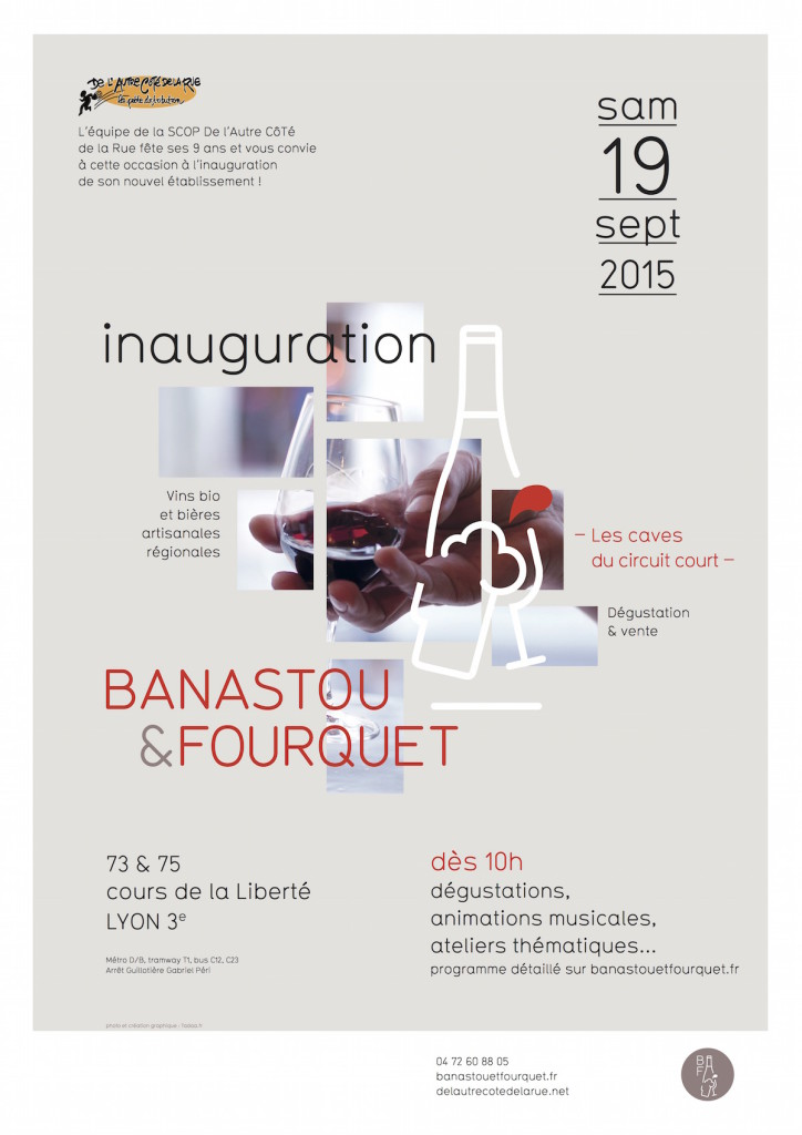 BF affiche inauguration DEF
