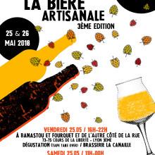 affiche fête bière 2018
